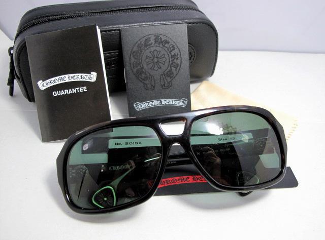9ab3ba611518 Model  BOINK. Color  DT. Gender  Unisex Frame Size  62-16-133 mm  (Eye-Bridge-Temple) 2012 Boink DT Chrome Hearts Sunglasses Full Rim. Lens  width  62 mm