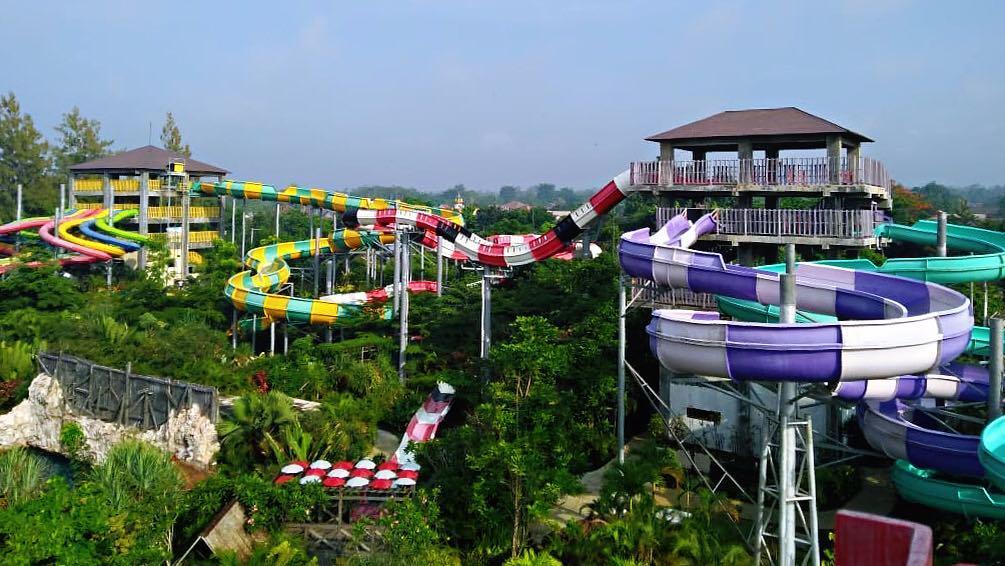 16 Tempat Wisata Air Dan Waterpark Di Jogja Terbaru Hits Dan Dekat