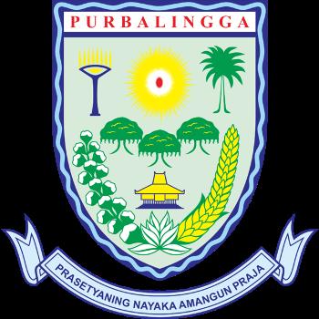Logo Kabupaten Purbalingga PNG