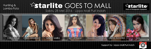Event dan Lomba Fotografi Starlite Goes to Mall
