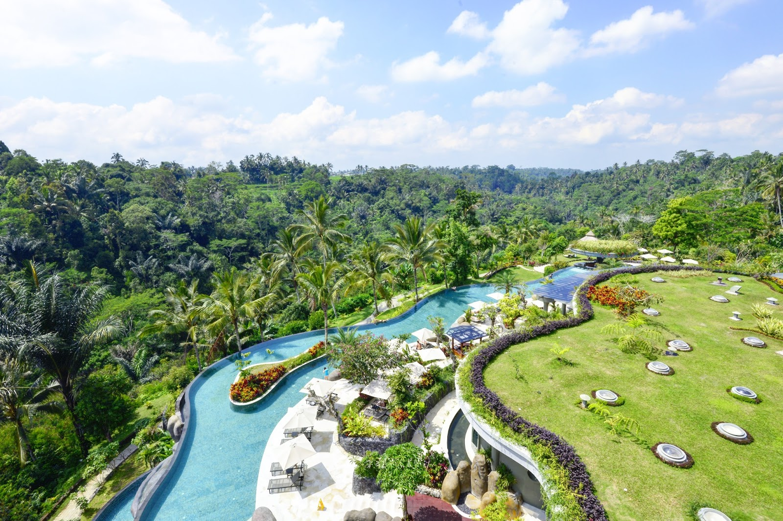 infinity pool bali. Fine Pool A New Resort Has Claimed The Title Of Having Longest Infinity Pool In  Bali  Padma Resort Ubud Recenly Launched A Few Months Ago Ubud Is  To Infinity Pool