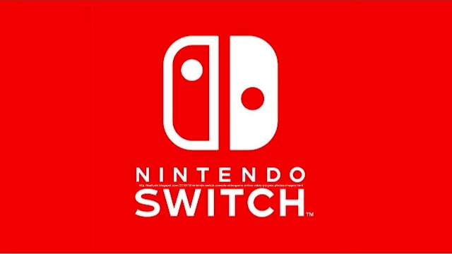 Nintendo Switch Console New Logo Pic Photo - LeaLTudo