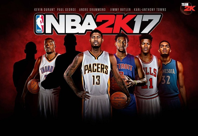 NBA 2K17 PC Full Repack - CODEX