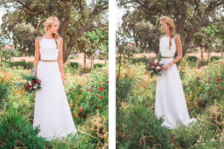 vestidos de novia elegantes con estilo y distincion: elegantes