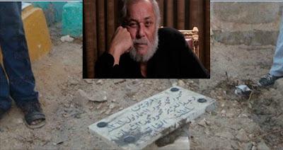 عامل بمقبرة الراحل محمود عبد العزيز يكشف  عن ظاهرة غريبة جدا تحدث يوميا بالمقبرة منذ دفنه !! 😳