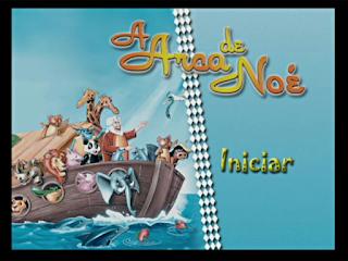 A DO NOE DVD TRONO ARCA BAIXAR DE DIANTE