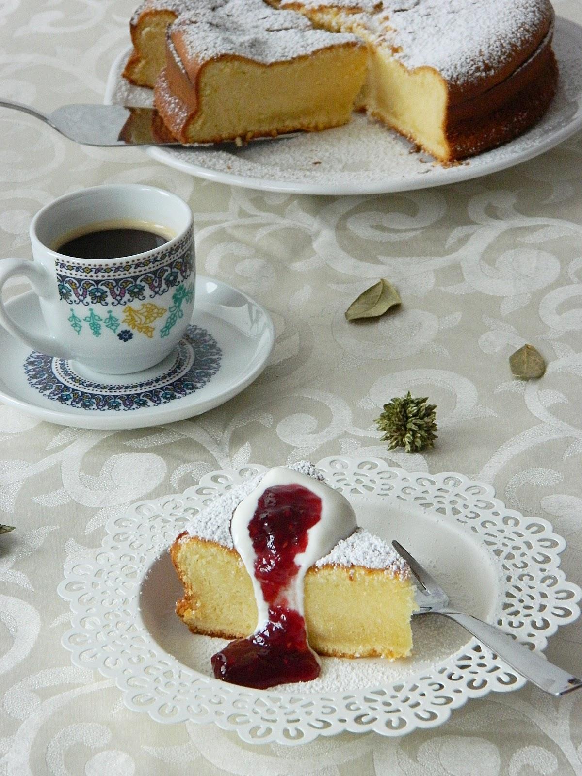 Butter Cake Qvm