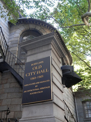 Old City Hall Boston