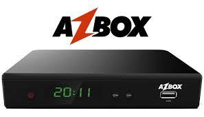 azbox - NOVA ATUALIZAÇÃO DE AZBOX MODIFICADA AZBOX