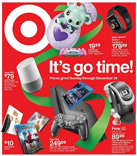 Target Weekly Ad Circular December 17 - 24, 2017
