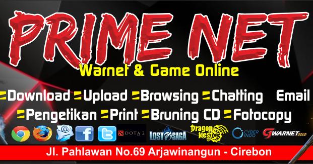 Contoh Desain Banner Warnet Game Online - desain.ratuseo.com