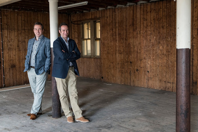 Gordon & Macphail's Richard and Stuart Urquhart