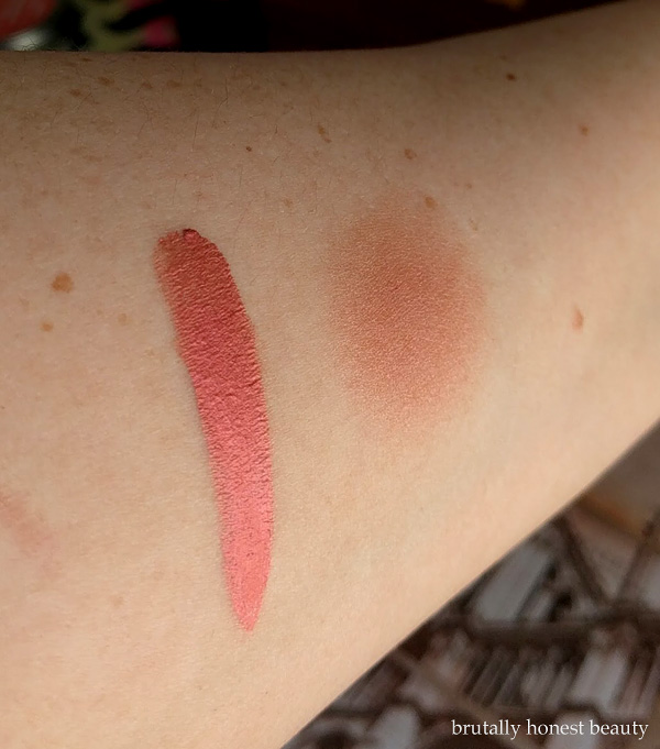 Swatches of Butter London Glazen Blush Gelee in Glimmer