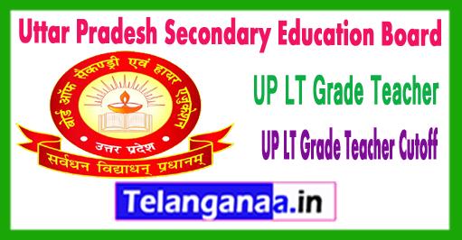 UP Uttar Pradesh LT Grade Teacher Cutoff 2017 Admit Card