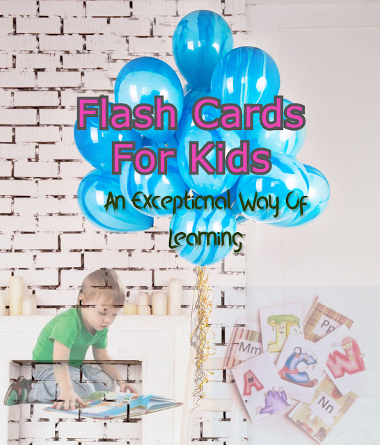 Raise Your Baby's IQ Through Flashcard Technique
