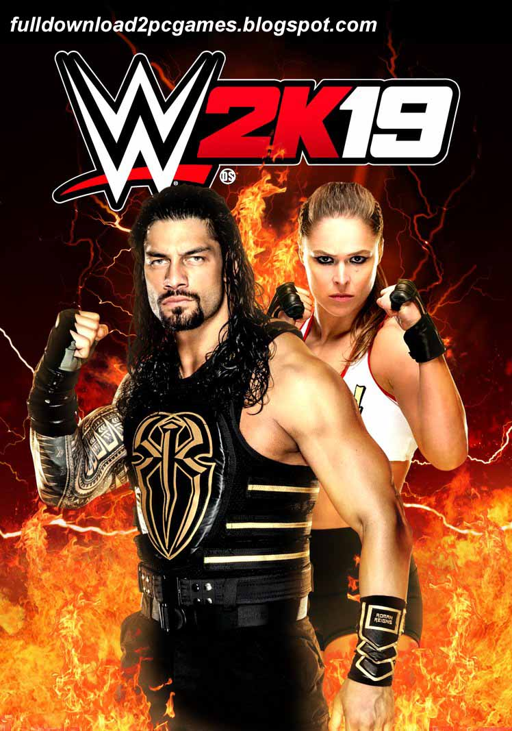 WWE 2K19 Free Download PC Game
