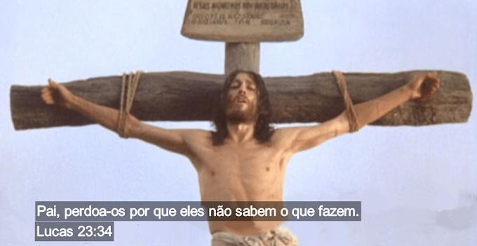 As Últimas Palavras Jesus Falou