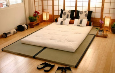 Japanese bedroom design ideas