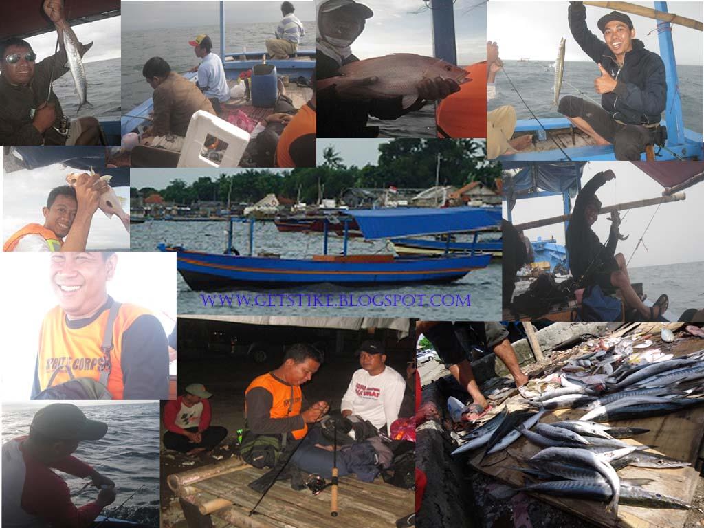 Spot mancing sekitar Pulau Pari - Get Strike Now