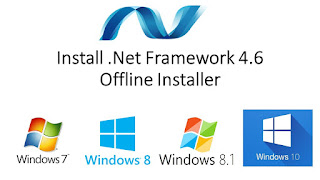Download .Net Framework 4.6 Offline Installer Full Setup | .Net Framework 4.6