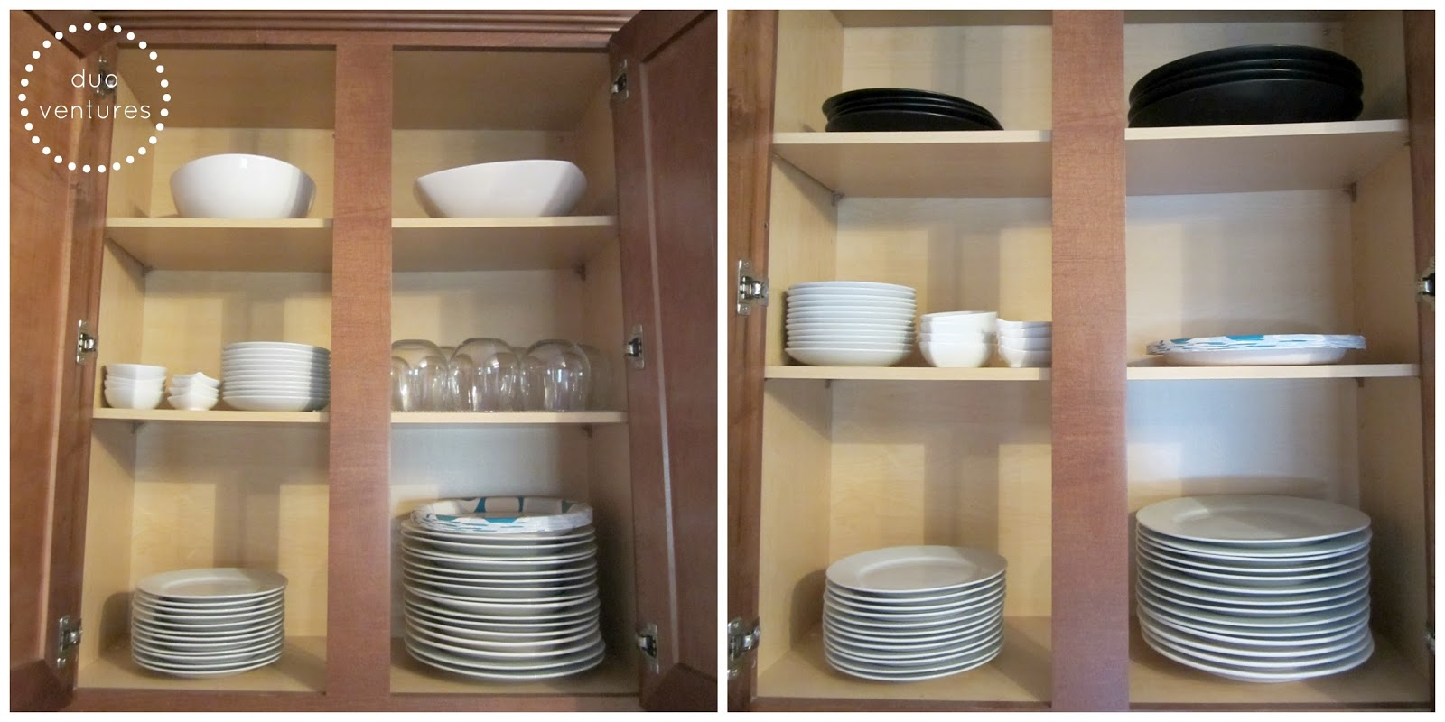 Organizing Kitchen Cabinets Cupboards Spice Racks