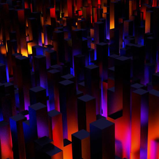 Neon Cyberpunk City Wallpaper Engine