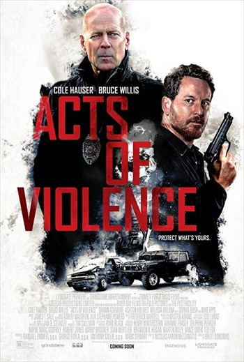 Acts of Violence 2018 English Full 300mb Download