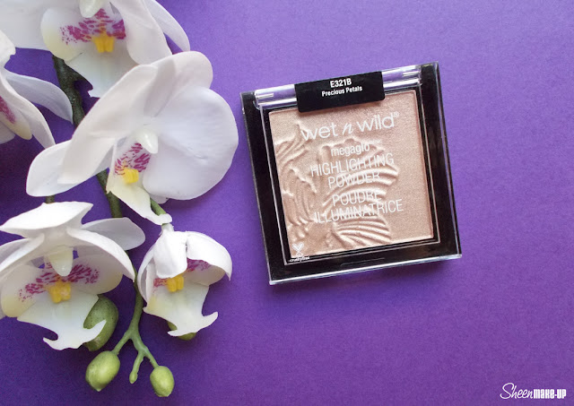 Wet n Wild, MegaGlo Highlighting Powder, Review, Sheen Make-Up