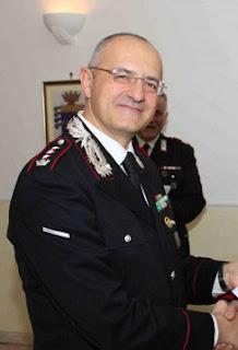 """Il Comandante Provinciale dei Carabinieri:""""L'Arma resterà ad Amaseno"""""""