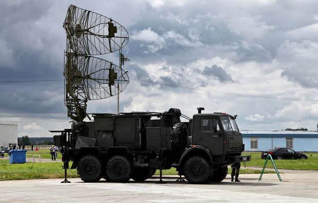 Armenia recibe un nuevo radar de Rusia