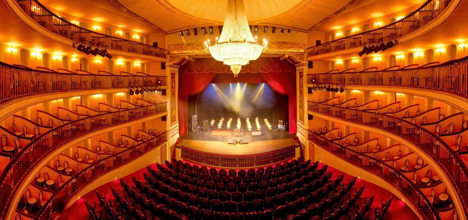 Resultado de imagem para Teatro Arthur Azevedo