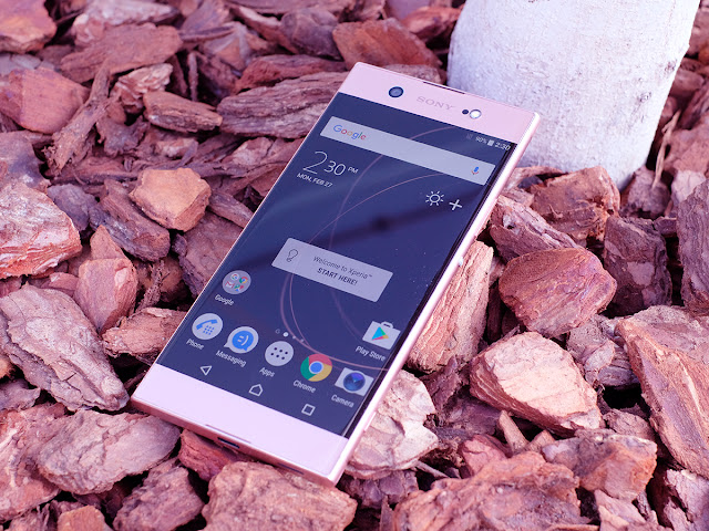 You know sony xperia xa1 ultra review & easily hard reset