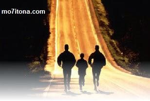 المشي سبيلك للتمتع بالصحة الجيدة
