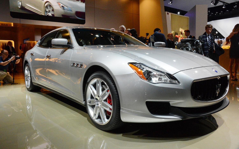 Cars Model 2013 2014: 2014 Maserati Quattroporte V-8