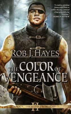 Guest Blog by Rob J. Hayes - Of Gods, Demons and Witches - January 19, 2015