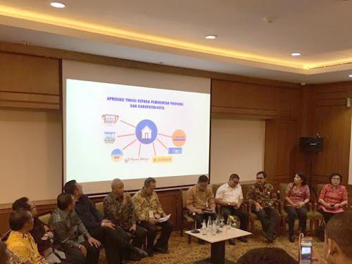 Kepala Daerah Penerima Anugerah Kihajar 2018