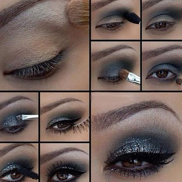 How to Do Perfect Eye Shadow Makeup Step By Step