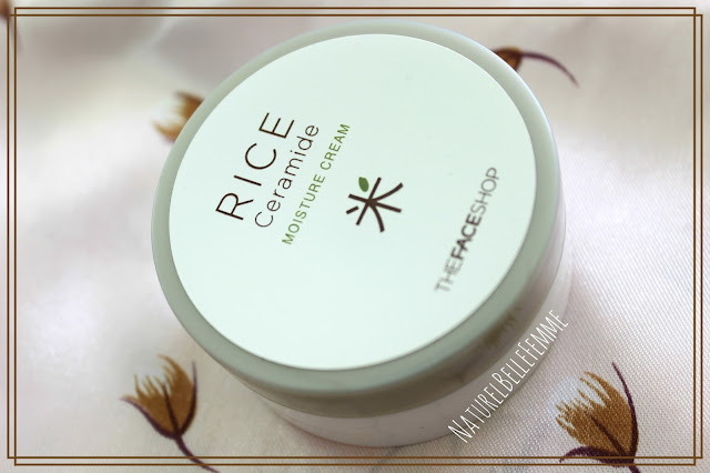 The face shop rice ceramide