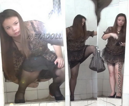 ShareVoyeur 605-653 (China University Toilet SpyCam)