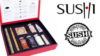 Estuche Gourmet de Sushi