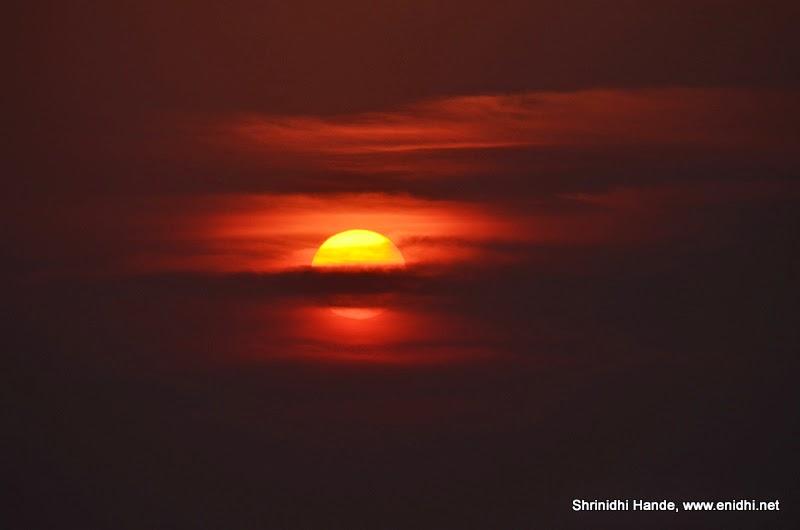 Ottinene sunset viewpo... Kodachadri Clouds