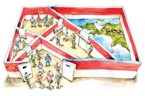 HRW: Kemlu Akui Jurnalis Asing Tidak Bebas ke Papua