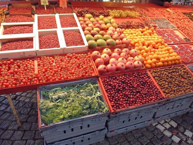 Productos de temporada y especialidades locales de Finlandia (@mibaulviajero)