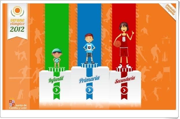 """""""Verano Olímpico"""" (Juegos Multidisciplinares de Educación Infantil, Primaria y Secundaria)"""