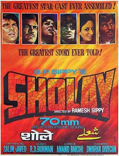 Sholay (1975)