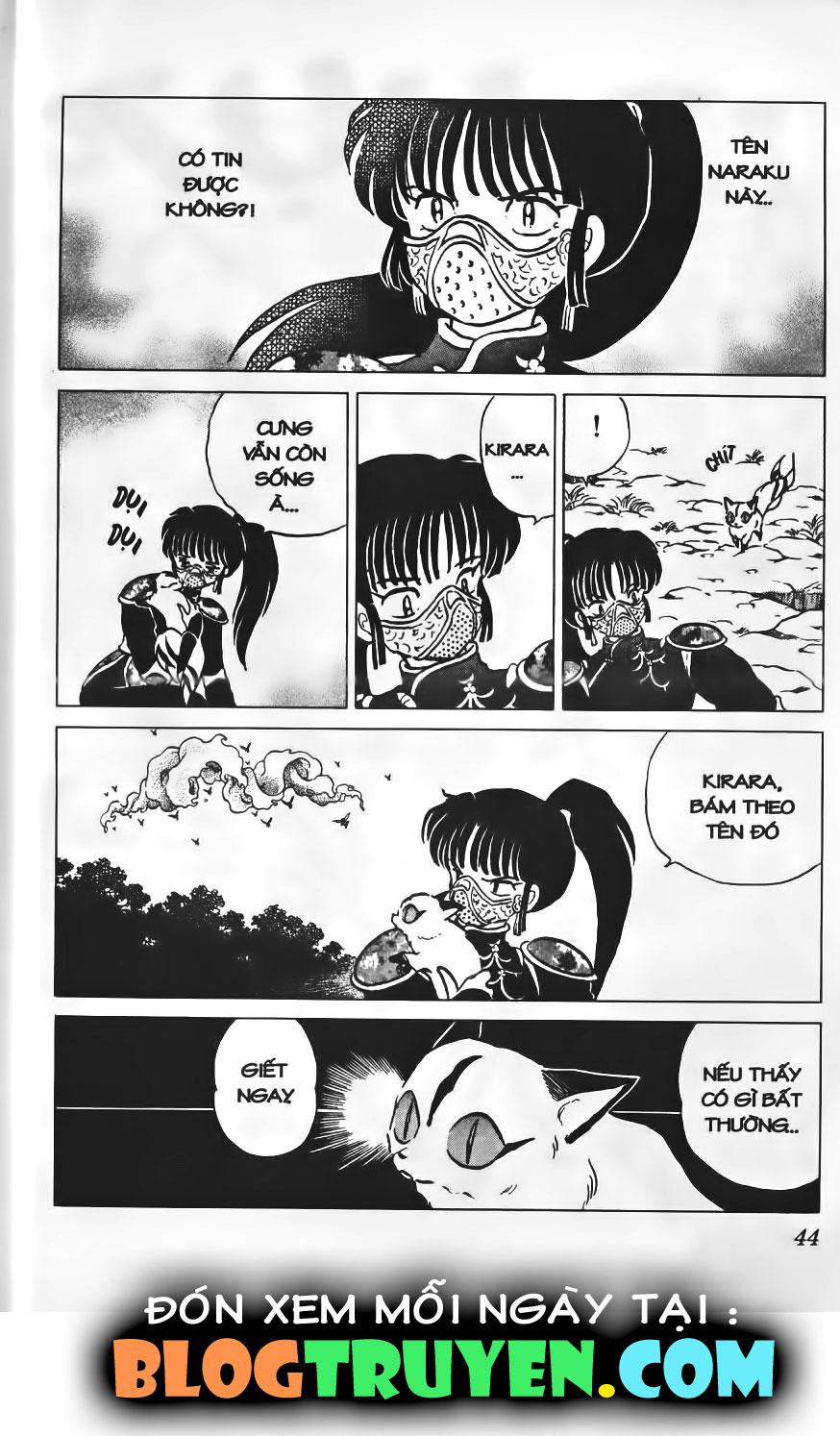 Inuyasha vol 10.3 trang 5