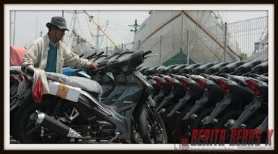 beli motor secara tunai, Kejadian, Berita Bebas, Leasing, motor dealer