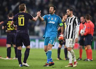 Tottenham vs Juventus live stream info