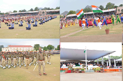 Ajmer, Rajasthan, Republic Day, Vasudev Devnani