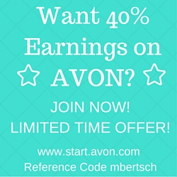 Avon Reference Code 2018